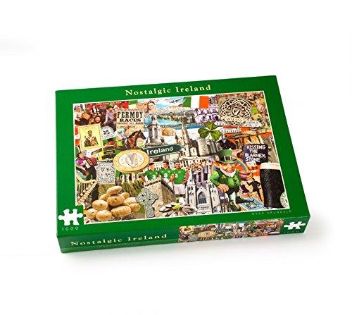 1000-Piece Paul Lamond Ireland Nostalgia Puzzles