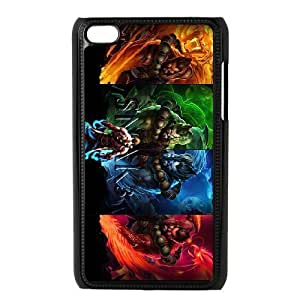 Ipod Touch 4 Phone Case League Of Legends F5A8205
