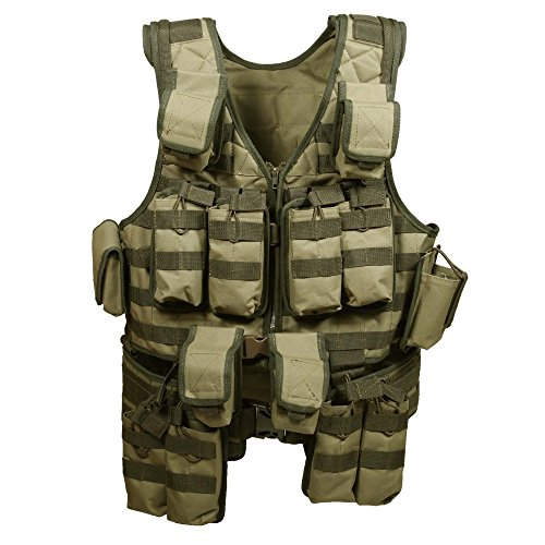 Russian Military Vest ''Tank TU'' by Azimut SS by Azimut SS