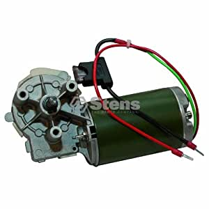 Stens Part # 051-484, 12 Volt Feed Motor / For Dinasaw Chain Sharpener