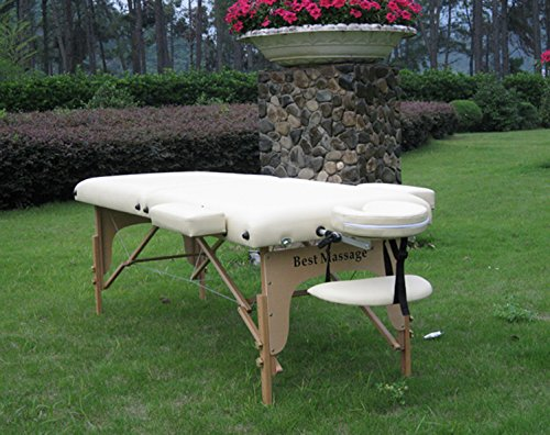BestMassage-Cream-77L-3-Pad-Portable-Massage-Table