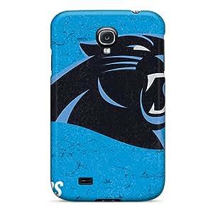 AlissaDubois Samsung Galaxy S4 Great Hard Phone Cases Unique Design Fashion Carolina Panthers Skin [XwH3085vxGz]