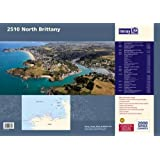Imray Chart Pack 2510: North Brittany (2000 Series)