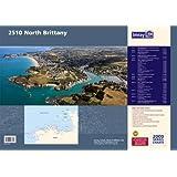 Imray Chart Pack 2510: North Brittany (2000 Series)
