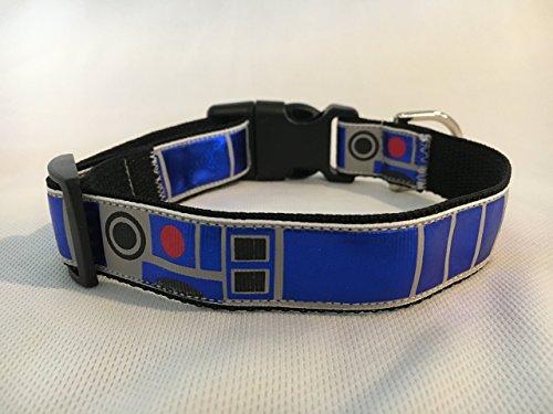 Star Wars Dog Collar, Puppy Collar, Custom Dog Collar, Personalized Dog Collar, Star Wars Character (Star Wars Dog Collar)