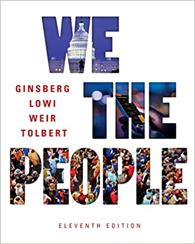 We the people eleventh edition kindle edition by benjamin we the people eleventh edition kindle edition by benjamin ginsberg theodore j lowi caroline j tolbert margaret weir fandeluxe