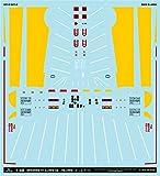 アシタのデカール 1/48 海軍航空技術廠 D4Y 艦上爆撃機 彗星/二式艦上偵察機 「コーションデータ」