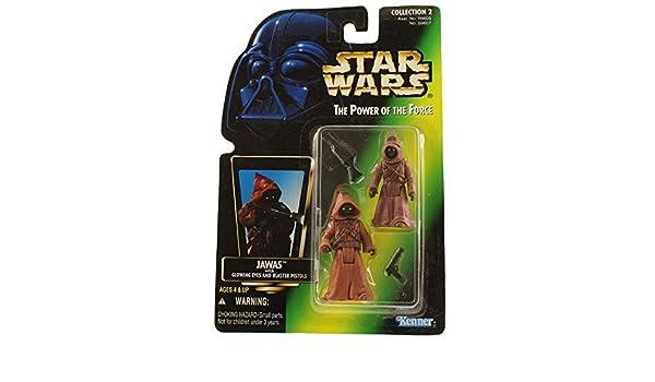 Star Wars - Jawas (Jawa) - The Power of The Force - Hasbro ...