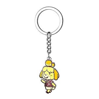 Isabelle Animal Crossing New Horizons ACNH Acrylic Keychain