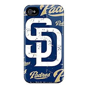 Iphone 6plus MDN10125iBHM Support Personal Customs HD San Diego Padres Series Shockproof Hard Phone Cover -LauraAdamicska