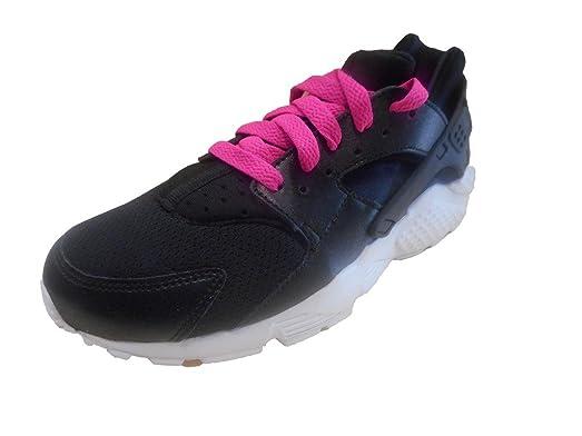 Nike Huarache Run(GS)-654280-007 Size 6.5