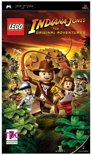 Lego Indiana Jones Psp Lego Indiana Jones Amazoncouk Pc