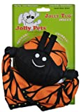 Jolly Pets Jolly Tug Butterfly Tug/Squeak Toy, Medium Review