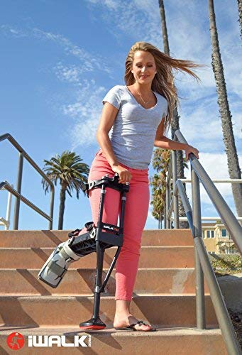 iWALK2.0 Hands Free Crutches and Scooters -