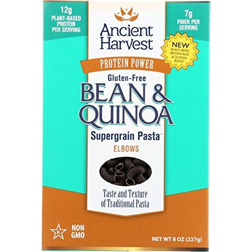 Ancient Harvest Pasta Elbow Black Bean by QUINOA