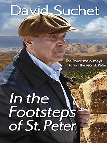 David Suchet: In the Footsteps of St. Peter Part 1