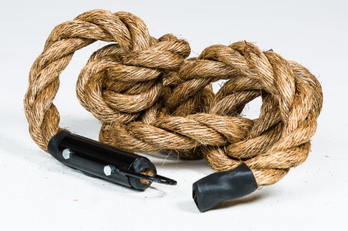 Knotted Manila GYM Climbing Rope