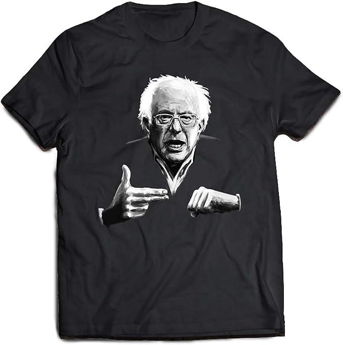 Amazon.com: Bernie Sanders Run The Jewels Classic T Shirt TeeShirt