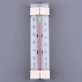 Temperatura nevera y congelador