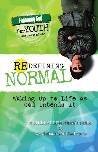 Redefining Normal: A Student Devotional Guide (Following God For Young Adults) pdf epub