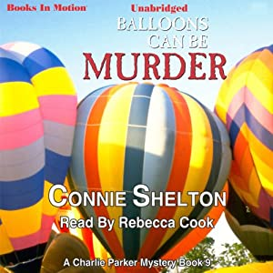 Balloons Can Be Murder Audiobook