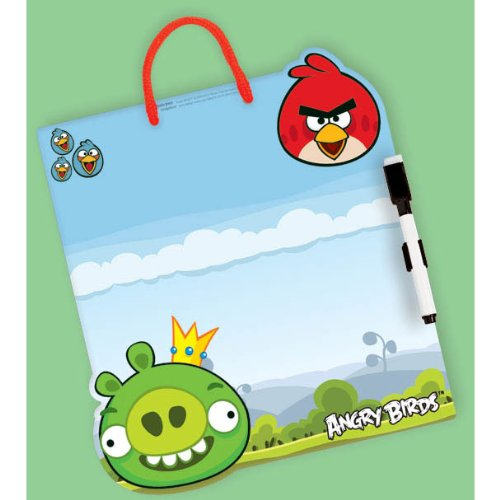 Dry Erase Board   Angry Birds Collection   Party Accessory]()