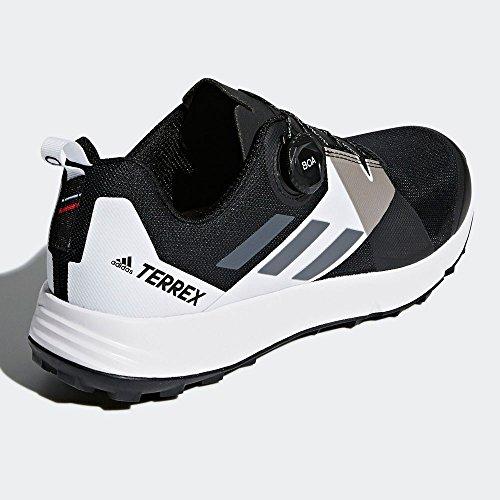 Adidas Herren Terrex Two Boa Traillaufschuhe Schwarz (cblack / Transl / Ftwwht Cblack / Transl / Ftwwht)