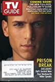 TV Guide October 2, 2005 Wentworth Miller/Prison Break, Invasion, Alyson Hannigan/How I Met Your Mother, Steve Carrell/The Office