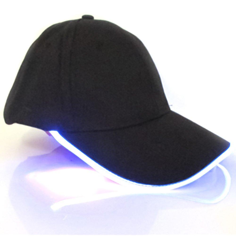 GEZICHTA Baseball GAP – LED-beleuchteten Hat Golf Hip-Hop ...
