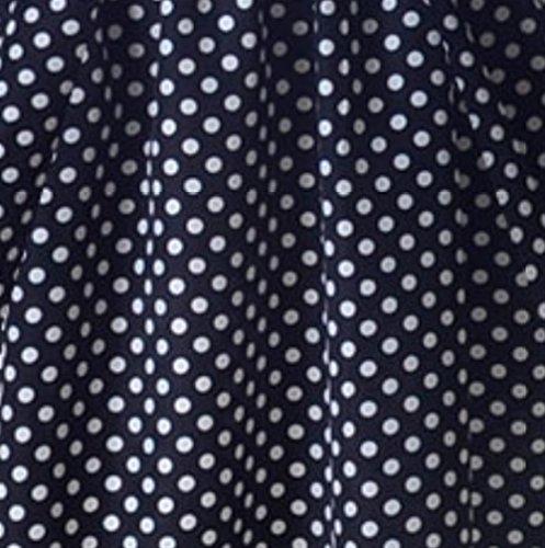 Robe Longues Mousseline Manches Longue Jersey en en Manches Courtes Black Rond Robe et Floral col Weekendy et 4dxfH4