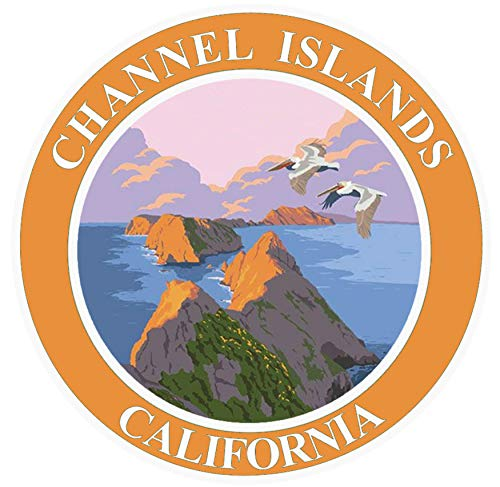 Explore Channel Islands 3.5