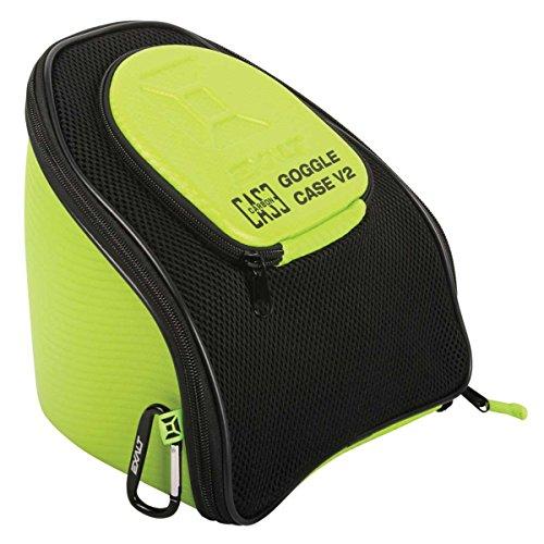 Exalt Paintball Carbon Series Goggle Case V2 - Lime ()