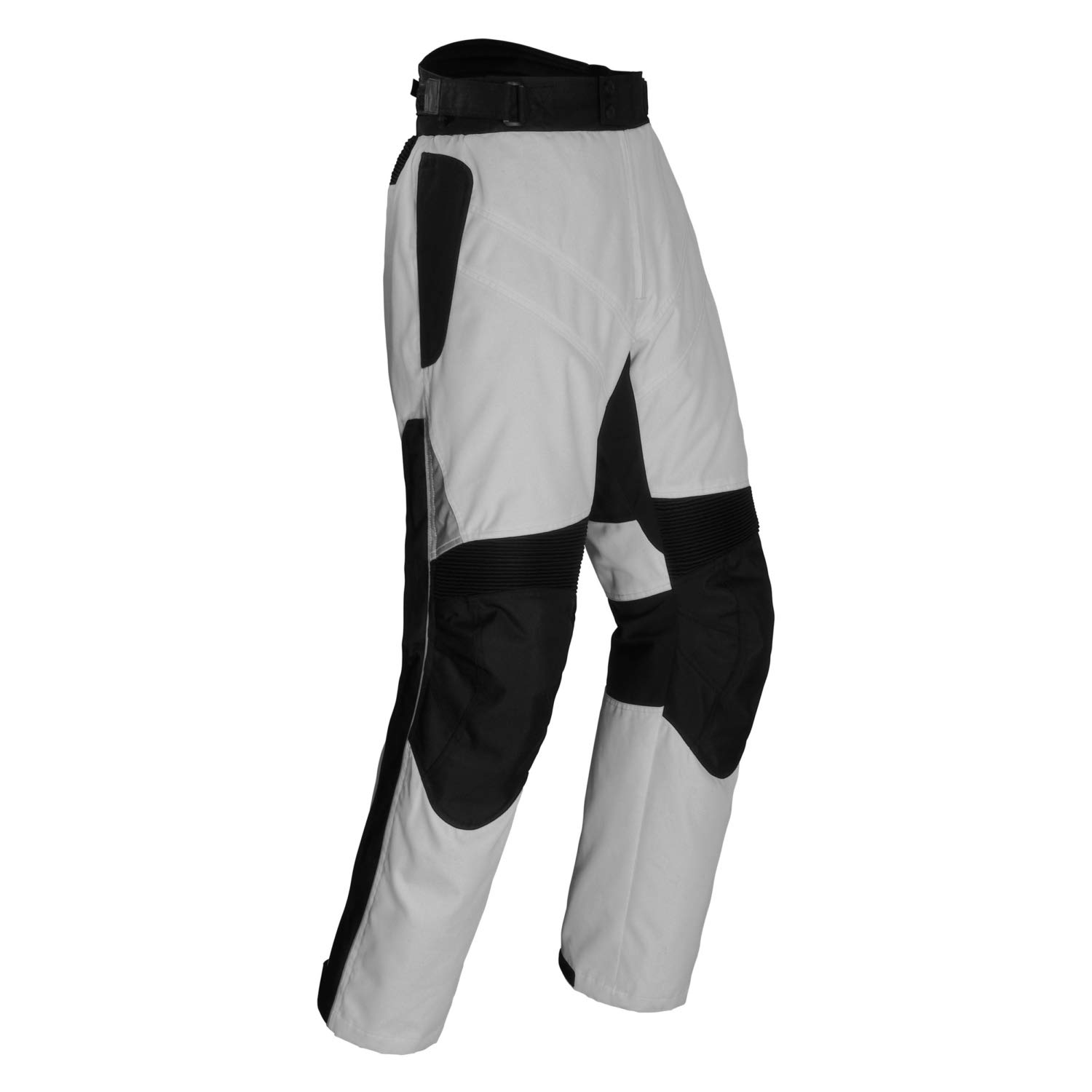 Tourmaster VENTURE MOTORCYCLE PANTS BLK/SIL SIZE:SML