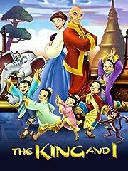 The King And I de Miranda Richardson