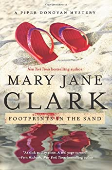 Footprints in the Sand 0062135449 Book Cover