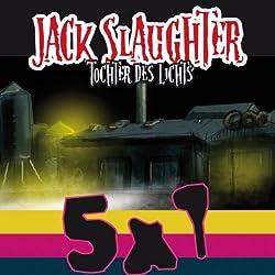 Jack Slaughter: Starter Set (Jack Slaughter - Tochter des Lichts 1-5)