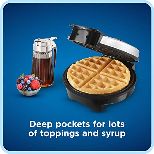 Oster Waffle Maker, Stainless