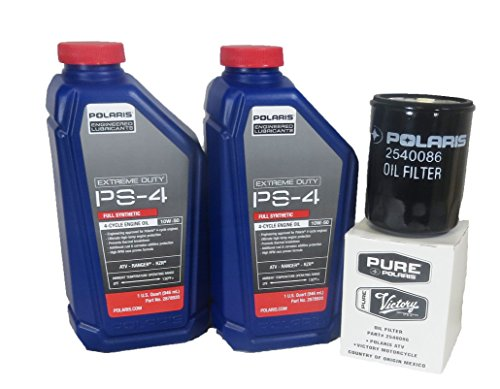 polaris 2012 800 crew oil filter - 5