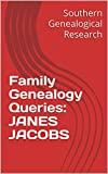 Family Genealogy Queries: JANES JACOBS