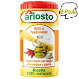 Italian Garlic and Chili Seasoning, 2.8 Ounce Kitchen Size, 5 Per Case by Ariosto
