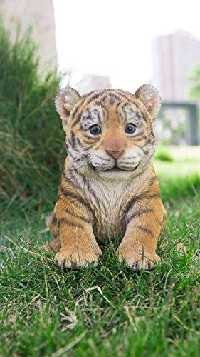 (Hi-Line Gift Ltd Pet Pals-Tiger Cub Sitting)