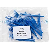 Tepe Angle Interdental Brush 0.6 mm 25 Pack Blue