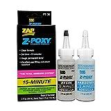 Pacer PT35 Zap Z-Poxy 15 Minute Epoxy Glue Model: 01.PT35
