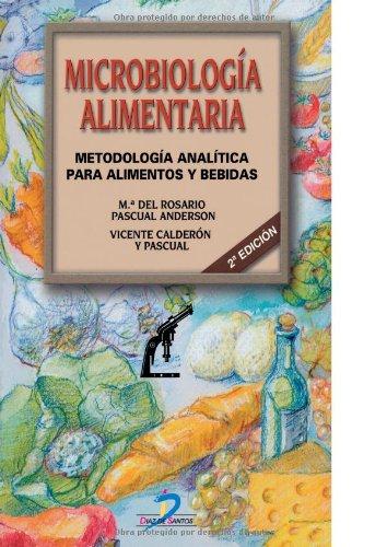 Descargar Libro Microbiología Alimentaria María Del Rosario Pascual Anderson