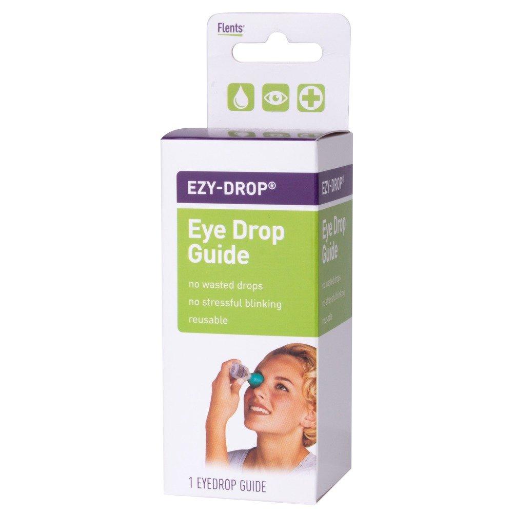 Flents Ezy Eye Drop Guide