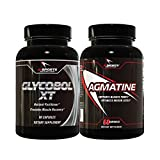 Glycobol XT & Agmatine Combo Pack by AI Sports Nutrition | 1x 90 Count Bottle of Glycobol XT and 1x 60 Count Bottle of Agmatine The Ultimate Pump Combo!