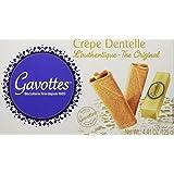 Gavottes Crepe Dentelle Cookies - 125 gr box