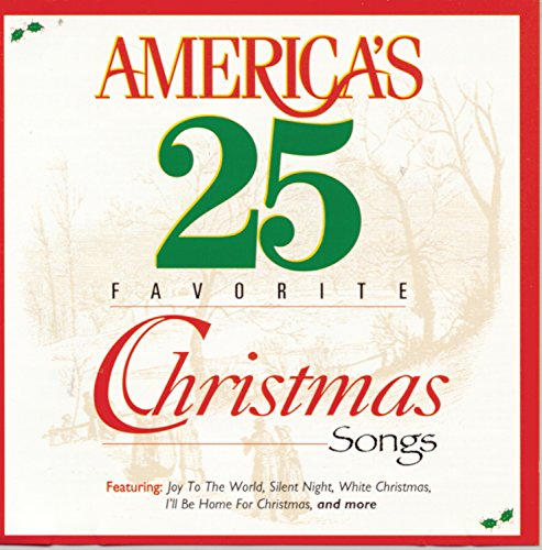 America's 25 Favorite Christmas Songs ()