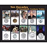 American Coin Treasures 10 Decades 20th Century Coins