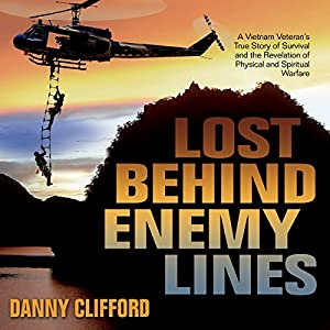 Lost Behind Enemy Lines Audiobook